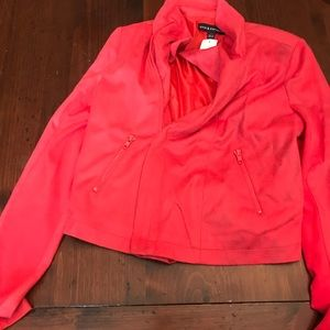 ROCK AND REPUBLIC JACKET PINK 12